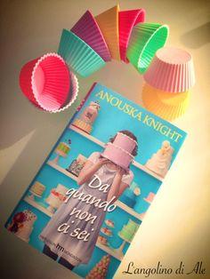 """""""Da quando non ci sei"""" di Anouska Knight (Harlequin Mondadori)  La mia recensione sul blog: http://langolinodiale.com/2015/03/12/recensione-da-quando-non-ci-sei-di-anouska-knight/"""
