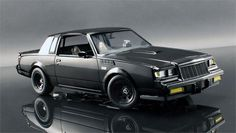 buick grand national gnx | Buick Grand National Gnx Fast And Furious. Buick Grand National GNX