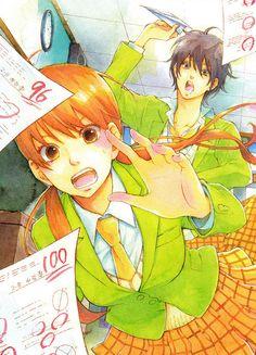 Tonari no Kaibutsu-kun   Shizuku & Haru