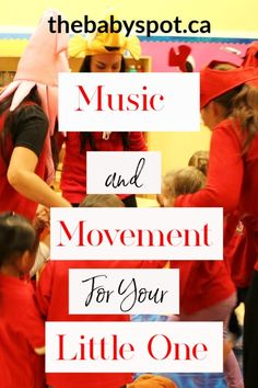 Sensory Play - Music and Movement for your Little One will teach you some great songs and dances to practice with your children! Early Learning Activities, Sensory Activities Toddlers, Movement Activities, Infant Activities, Children Activities, Becoming Mom, Baby Sensory Play, Thing 1, Baby Songs