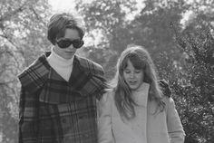"Still of Linda Blair and Ellen Burstyn in ""The Exorcist"", 1973"
