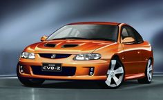 Holden Monaro CV8-Z
