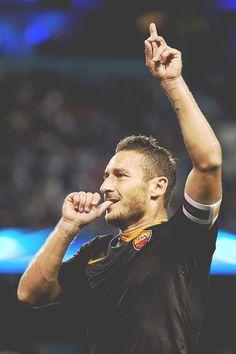 ❤ Er capitano ❤ Francesco Totti