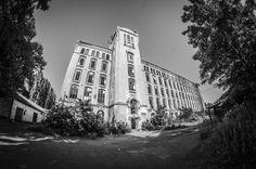 Forgotten Places: Zabytkowa Fabryka Ossera w Łodzi