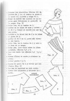 trazo plano 2 - costurar com amigas - Álbumes web de Picasa