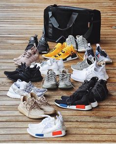 adidas NMD and Ultra Boost