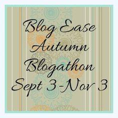 Calling All Bloggers: Autumn Blogathon!
