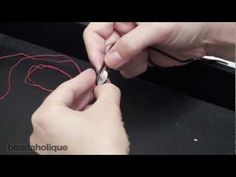 This is the best tutorial I've found for the Chan Luu style bracelet.