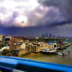 Shadwell - London (Tilt-shift)