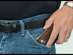Are You Sitting On The Problem - Back Saver Front Pocket Wallet Best Front Pocket Wallet, Wallets, Men, Guys