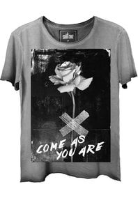 CAMISETA+ESTONADA+ONE+ROSE