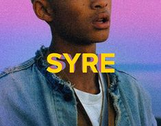 """Syre really just came to me one day. I didn't know what I was going to call the album, but one day it really really came. I don't know what happened. Aesthetic Images, Blue Aesthetic, Aesthetic Wallpapers, Photo Wall Collage, Picture Wall, Sup Girl, Rapper Art, Pochette Album, Rap Wallpaper"