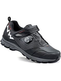 198e63da563 Northwave Mission Plus Mens  Shoes BLK Size 42 Review