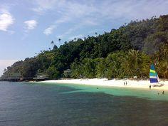 Rawa Island Beach by kgsudhi, via Flickr