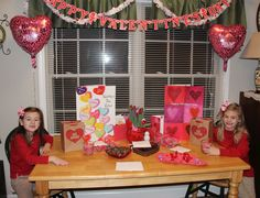 Giant Cards - Buy these Giant Valentine's Day Cards, and Re-Use them every year! There is enough room for atleast 20 years of sentiments for your kids!! And you don't waste money each year on a card that you'll throw away!! Frugal Tip...but it's a sweet one too!!
