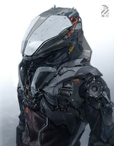 Awesome Concept Art by Nivanh Chanthara