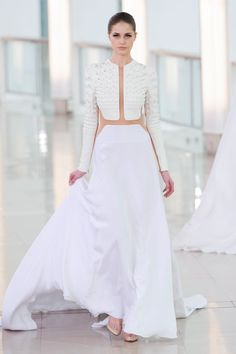 Stéphane Rolland Haute Couture Spring 2015