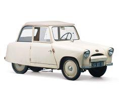 1956 Mochet CM-125Y Berline                                                                                                                                                                   Estimate:$10,000-$15,000 US