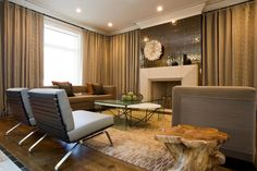 Modern Stone Fireplace Mantel Designs. Moderner KaminKaminsims ...