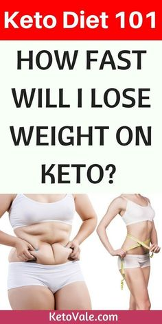 This question has been asked by many new ketoers:How Fast Will I Lose Weight on Keto Diet. Check this article as we explain the entire process.