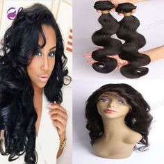 66.30$  Buy here - http://ali2kv.worldwells.pw/go.php?t=1000003623118 - 360 lace frontal with 2 bundles brazilian virgin hair body wave,sunny human hair with free part 360 frontal body wave