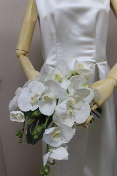 胡蝶蘭のクラッチブーケ Still Life, One Shoulder Wedding Dress, Wedding Dresses, Bride Dresses, Bridal Gowns, Weeding Dresses, Wedding Dressses, Bridal Dresses, Wedding Dress