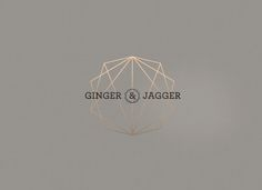 The Design Chaser: Ginger & Jagger | Branding