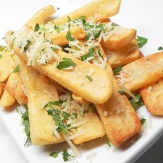 Parmesan Truffle Fries Truffle Butter, Truffle Oil, Parmesan Truffle Fries, Easy Dinner Recipes, Easy Meals, Cooking Recipes, Healthy Recipes, Delicious Recipes, Dishes Recipes