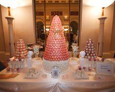 Bespoke Towers - Ganache Macaron - Handmade Premium Macarons