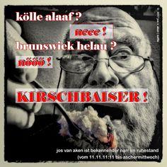 Rheinländer – undbekennender Narr im Ruhestand | in meinen augen | in my eyes