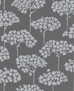 Sherwood Grey wallpaper from www.grahambrown.com