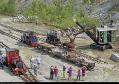 RailPictures.Net Photo: Threlkeld Mining Museum Railway Steam 0-4-0 at Keswick…