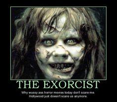 Linda Blair Exorcist Throwing Up