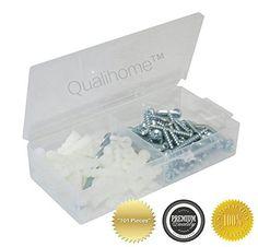 Ribbed Plastic Anchor Kit with Screws and Masonry Drill B... https://www.amazon.com/dp/B017JAXLUE/ref=cm_sw_r_pi_dp_x_TzjYybFZFWYKR