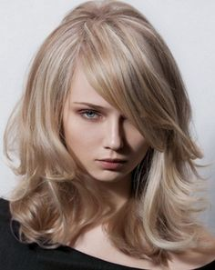 Shades of cool blonde hair color 14 photos of the medium blonde kapsels 2014 pony solutioingenieria Gallery