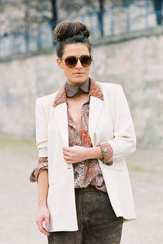 Vanessa Jackman: Paris Fashion Week AW 2012...Audrey