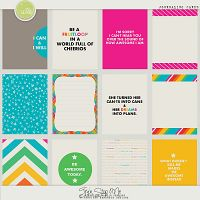 Try n Stop Me Journaling Cards by Micheline Martin