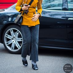 #New on #STYLEDUMONDE http://www.styledumonde.com with @miraduma #MiroslavaDuma #MiraDuma at #milan #fashionweek #mfw #prada #gucci #outfit #ootd #streetstyle #streetfashion #fashion #mode #style