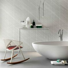 This is more than enough to make us feel really taken care of.  @lea_ceramiche, collection Slimtech Naive  #designbest #bathinspirations #LeaCeramiche