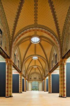 Amsterdam Rijksmuseum Galllery of Honor