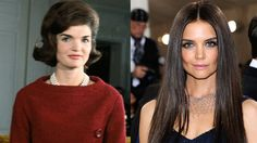 15 Very Different Women Who've Played Jackie O.: Katie Holmes, isn't the first celebrity to play Jackie Kennedy on screen—and just perfectly capture her appearance. From Sarah Michelle Gellar to Victoria Beckham, see all the women who've played Jackie O.