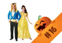 Beauty and the Beast costumes are number 16 on our list of top 30 Halloween costumes of 2016. Get yours today! http://www.blossomcostumes.com.au/catalogsearch/result/?q=Beauty+and+the+beast