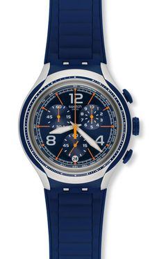 Reloj Swatch hombre Blue Face YYS4015