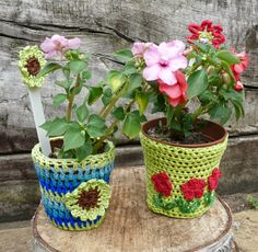 String Theory Crochet: More Garden Crochet for the Flower People.