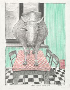 """Saatchi Art Artist Otto Reinebeck; New Media, """"Casella singt ein Canzone Dantes"""" #art"""