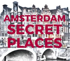 AMSTERDAM SECRET PLACES - The city has many secrets, and some of them are places you can visit! These Amsterdam secrets are sitting in plain sight but even some locals haven't discovered them all yet. Here are a few of our hidden favorites. Amsterdam Things To Do In, Visit Amsterdam, Amsterdam City, Amsterdam Travel, Amsterdam Netherlands, Amsterdam Weekend, Amsterdam In Winter, The Netherlands, Amsterdam Sights