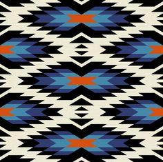 pattern, aztec, navajo, indian...