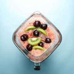 Cherry Bomb http://www.womenshealthmag.com/food/quick-breakfast-ideas/cherry-bomb