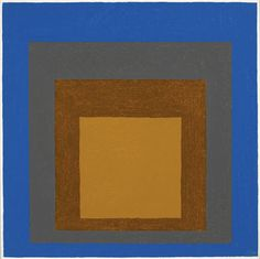 josef albers - homage to the square *done*