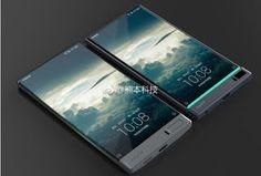 Sharp ditengarai tengah Menyiapkan Smartphone Aquos Crystal 3 terbaru dengan Desain Layar tanpa Bezel